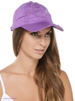Бейсболка Maxval. Цвет: фиолетовый