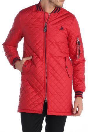 Пальто GIORGIO DI MARE. Цвет: красный