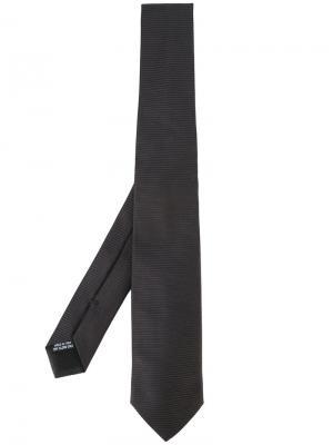 Striped tie Tonello. Цвет: серый