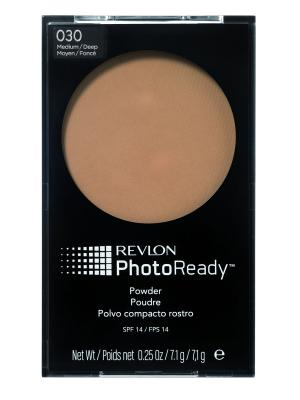 Пудра для лица Photoready Powder, Medium-deep 30 Revlon. Цвет: темно-бежевый