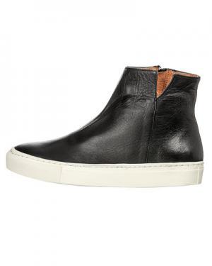Ботинки Tango. Цвет: черный