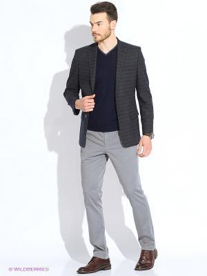 Пиджак Valenti. Цвет: серый