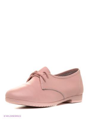 Ботинки Dino Ricci. Цвет: розовый