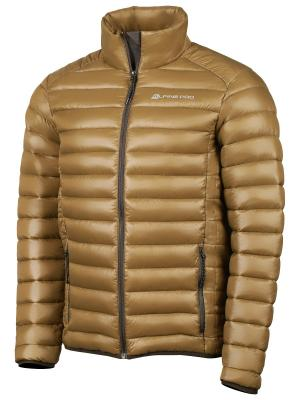Куртка Alpine PRO. Цвет: коричневый