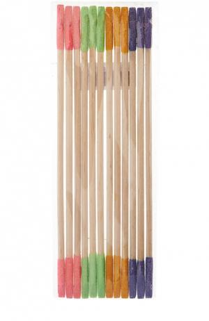 Палочки с напылением пемзы La Ric. Цвет: бесцветный
