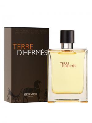 Туалетная вода Terre DHermes, 100 мл Hermes. Цвет: желтый, черный