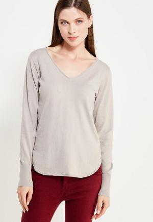 Пуловер Delicate Love. Цвет: бежевый