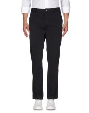 Джинсовые брюки J. LINDEBERG. Цвет: стальной серый