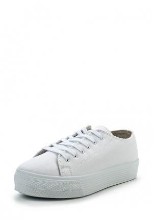 Кеды Zenden Active. Цвет: белый