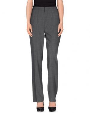 Повседневные брюки JEAN PAUL GAULTIER FEMME. Цвет: серый