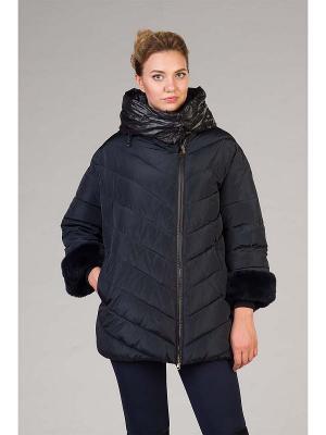 Куртка OSTRICH. Цвет: темно-синий