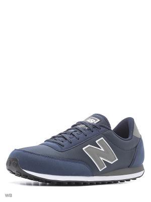 Кроссовки NEW BALANCE 410. Цвет: темно-синий