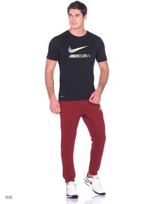 Брюки M NSW JGGR CLUB FLC Nike. Цвет: бордовый