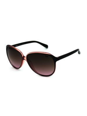 Cолнцезащитные очки Exenza. Цвет: коричневый, розовый