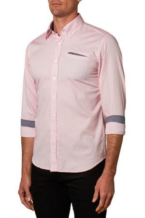 Рубашка Gabano. Цвет: розовый