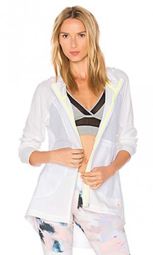 Куртка allegiance Vimmia. Цвет: белый