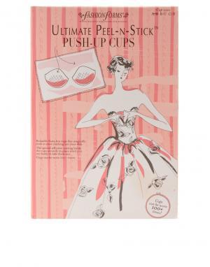 Fashion Forms Самоклеящиеся чашечки пуш-ап. Цвет: бежевый