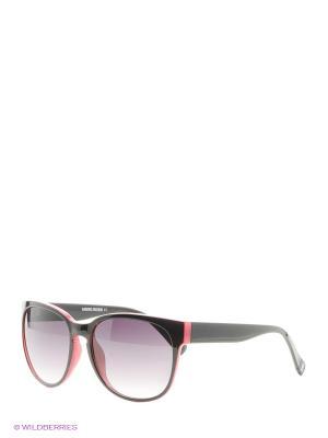 Солнцезащитные очки MS 01-305 17P Mario Rossi. Цвет: черный