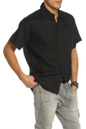 Сорочка Sanbal. Цвет: черный