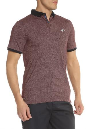Рубашка-поло LE SHARK. Цвет: port fleck