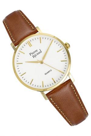 Наручные часы PIERRE RICAUD. Цвет: желтый, светло-коричневый