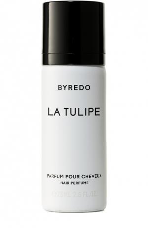 Парфюмерная вода для волос La Tulipe Byredo. Цвет: бесцветный