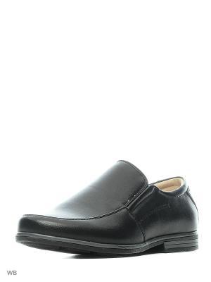 Туфли QWEST. Цвет: черный