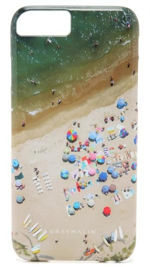 Чехол Hamptons для iPhone 6/6s Gray Malin