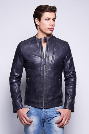 Куртка Giorgio. Цвет: dark blue