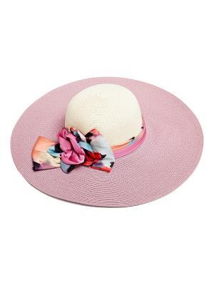 Шляпа Kameo-bis. Цвет: розовый, белый, сиреневый
