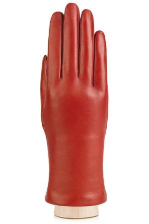 Перчатки Eleganzza. Цвет: рыжевато-красный