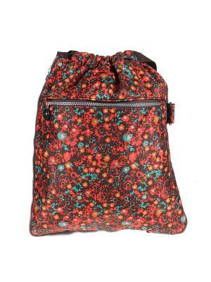 Рюкзак Happy Charms Family. Цвет: коричневый, оранжевый, бирюзовый
