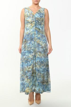 Платье Melani. Цвет: зеленый