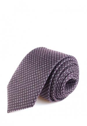 Галстук Churchill accessories. Цвет: фиолетовый