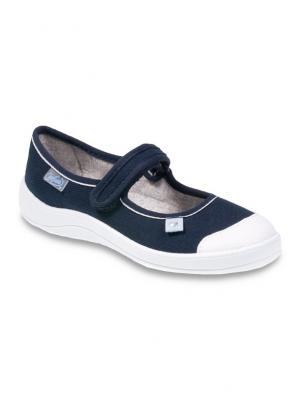 Туфли Befado. Цвет: синий
