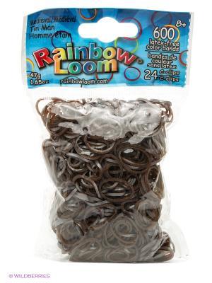 Резинки Железный Дровосек. Средневековье RAINBOWLOOM. Цвет: коричневый