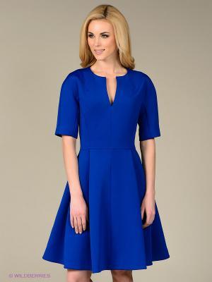 Платье Sweet Me. Цвет: синий