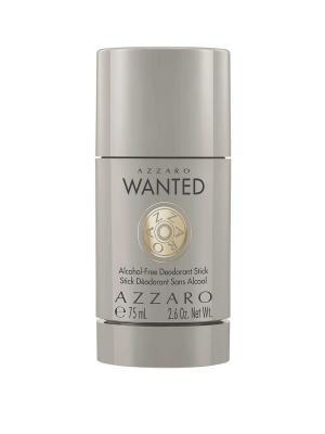 Дезодорант-стик Wanted 75 мл. Azzaro. Цвет: белый