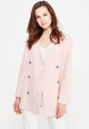 Пиджак Èssmy. Цвет: розовый
