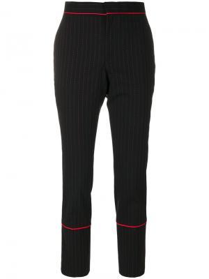 Укороченные брюки Each X Other. Цвет: none