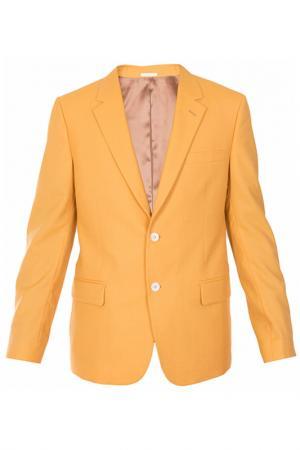 Пиджак Alexander McQueen. Цвет: желтый