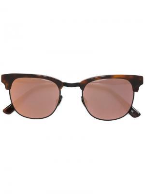 Солнцезащитные очки Vanguard Westward Leaning. Цвет: коричневый
