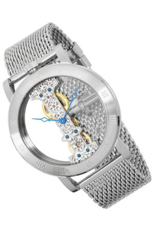 Watch Burgmeister. Цвет: silver and transparent