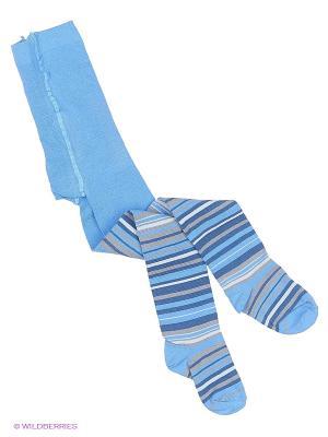 Колготки детские БРЕСТСКИЕ. Цвет: синий, голубой