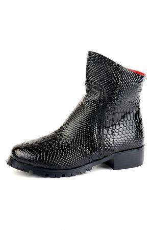 Ботинки Vita Ricca. Цвет: черный