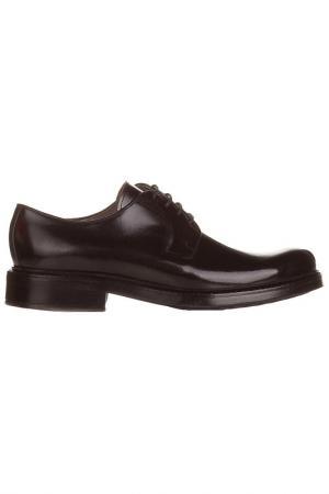 Туфли CASTELLANISSIMOS. Цвет: черный