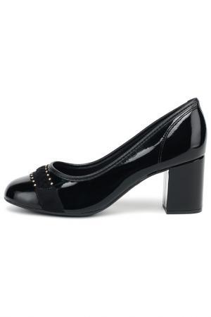Туфли Beira Rio. Цвет: черный