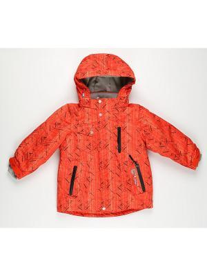 Куртка atPlay. Цвет: оранжевый