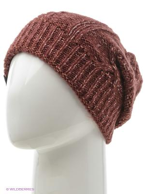 Шапка BUFF KNITTED HATS GYMMER GRANA. Цвет: фуксия