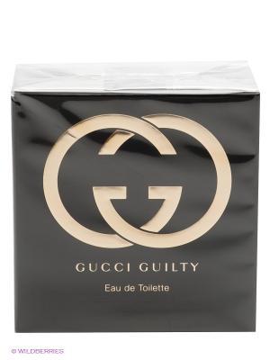 Туалетная вода Gucci Guilty, 30 мл.. Цвет: прозрачный